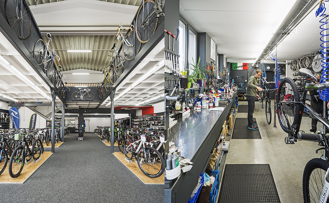 run und race Radsportcenter, Passau